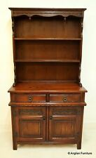 Old charm meubles commode tudor brown gratuit dans tout le pays de livraison