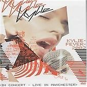 Kylie Minogue - Fever 2002/Live in Manchester [DVD] (Live Recording/+DVD, 2002)