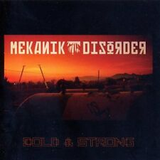MEKANIK DISORDER Cold & Strong CD 2010
