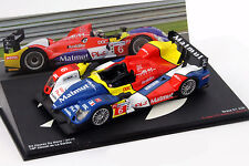 Oreca 01 AIM #6 4th 24h 2010 Lemans AIM team oreca matmut 1:43 Ixo Altaya