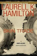 SKIN TRADE by Laurell K. Hamilton HARDCOVER BOOK BRAND NEW FREE SHIPPING