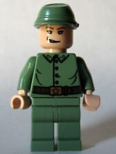 LEGO - INDIANA JONES - RUSSIAN GUARD 1 - MINI FIG / MINI FIGURE
