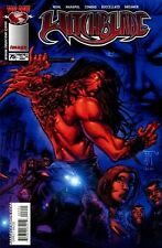 Witchblade # 75 Darkness Cover