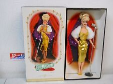 MATTEL BARBIE COLLECTOR GOLD LABEL PIN UP GIRLS COLLECTION LADY LUCK DOLL NEW