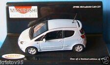MITSUBISHI COLT CZT SILVER BLUE VITESSE 29186 1/43 ASIA  JAPON JAPAN BLEU ARGENT