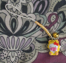 "Hello Kitty 1"" Phone Strap Charm #72"