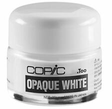 COPIC - OPAQUE WHITE PIGMENT - FOR HIGHLIGHTING AND EFFECTS