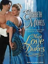 Tricks of the Ton: Must Love Dukes 1 by Elizabeth Michels (2014, MP3 CD,...