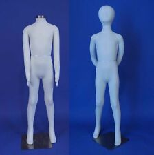 Brand New K06-SW Totally Flexible Bendable Arms and Legs Kid Mannequin