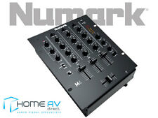 Numark M4 - 3 Channel Scratch Mixer with 3 Band EQ -PHONO - BLACK - **FREE P&P**