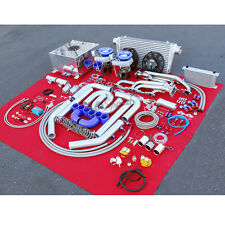 SBC 283-400 TWIN TURBO CHARGER HUGE STAGE III UPGRADE KIT 500+HP FOR SMALL BLOCK