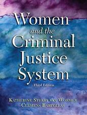 Women and the Criminal Justice System (3rd Edition), Bartollas, Clemens, van Wor