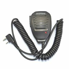 Supports BAOFENG Speaker Microphone hand transceiver / amateur radio UV-5R