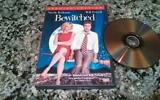 BEWITCHED DVD! SONY PICTURES 2005 REAL WITCH COMEDY! WILL FERRELL