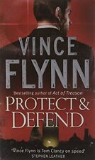 VINCE FLYNN ____ PROTECT AND DEFEND ____ BRAND NEW ___ FREEPOST UK
