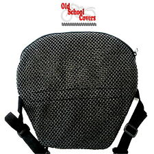 MOTORCYCLE GEL SEAT PAD COMFORT SEAT SIZE LARGE WITH SECURING STRAP