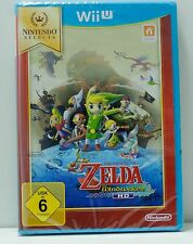 Nintendo wii u jeu select: zelda the windwaker HD NOUVEAU & OVP de pal version