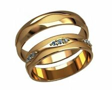 5 pairs of Wedding band Wax patterns for lost wax casting jewelry #kp003