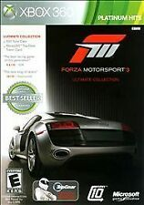 Forza 3 - Ultimate Platinum Hits, Very Good Xbox 360, Xbox 360 Video Games