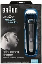 Braun Cruzer 5 Beard and Head Cruzer, 5 Beard and Head Trimmer