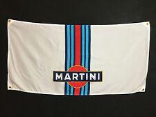 Martini Racing Flag - porsche 910 907 936 RSR Turbo 935 Ford Cosworth Alfa Romeo