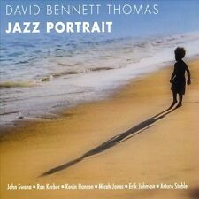David Bennett Thomas-Jazz Portrait  CD NEW