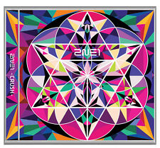 2NE1 CRUSH NEW ALBUM  [ PINK Edition ] CD + Booklet -NEW PACKAGE