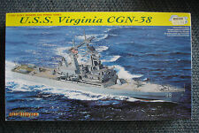 U.S.S. Virginia CGN-38 Dragon 1:700 C 2010 #7090