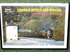 "n048 TRAIN VIDEO DVD ""CONRAIL OFFICE CAR SPECIAL"" VOL. 2"