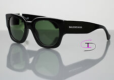 BALENCIAGA BA 0011 01N BLACK FRAME  SUNGLASSES AUTHENTIC   BA11