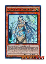 YUGIOH x 1 Maiden with Eyes of Blue - LDK2-ENK06 - Ultra Rare - 1st Edition Near