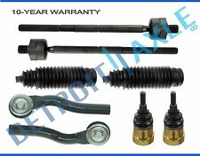NEW 8pc Front Suspension Tie Rod & Ball Joint Kit for 2003 - 2007 Cadillac CTS