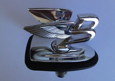 BENTLEY MULSANNE AZURE ARNAGE BROOKLAND FLYING B EMBLEM MASCOT BADGE GENUINE NEW