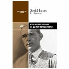 War in Erich Maria Remarque's All Quiet on the Western Front (Social I-ExLibrary