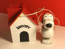 VINTAGE SNOOPY ELECTRIC TOOTHBRUSH CHARLIE BROWN 1968 KENNER FEATURE SYNDICATE