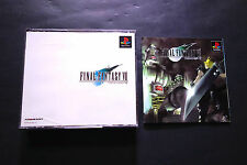 FINAL FANTASY VII 7 - Sony PlayStation PS1 JAPAN Good.Condition