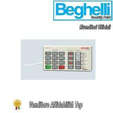 BEGHELLI INTELLIGENT VIDEO TASTIERA ANTIFURTO ALLARME 8700 CONTROLLO ACCESSI NEW