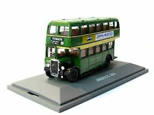 Corgi Bristol K6A Double Deck Bus Plymouth #88 1:76 Scale Diecast Model MIC