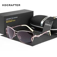 Women Retro Fashion Polarized Outdoor Driving Designer Sunglasses Glasses Shades