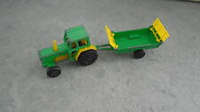 tracteur majorette rail route lot serie 300 made in france
