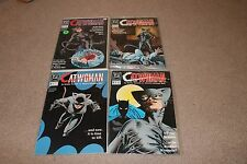 Catwoman Mini Series #1,2,3,4 VF 8.0 1989 DC See my store