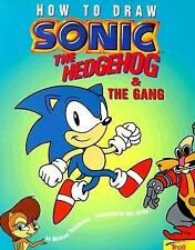 How To Draw Sonic & The Gang by Michael Teitelbaum