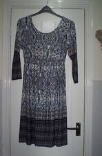 Ladies Boho Style Dress sz 12 Moda @ George