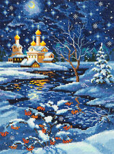 Cross Stitch Kit Christmas