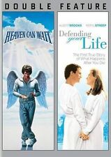 BEATTY,WARREN-Heaven Can Wait/Defending Your Life DVD NEW
