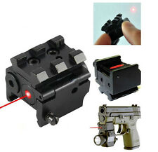 China hecha Airsoft Aluminio 680nm Red Dot Laser Sight, de 20 mm con Top Rail