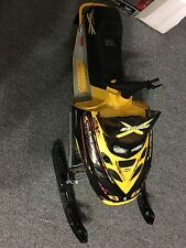 New bright R/C Snowmobile 1/5+scale