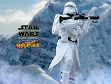 Hot Toys 1/6 MMS321 Star Wars The Force Awakens First Order Snowtrooper IN STOCK