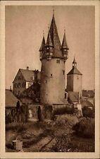 Lindau Bayern Schwaben AK 1921 Diebsturm Gefängnis Turm Wachturm Bauwerk Burg