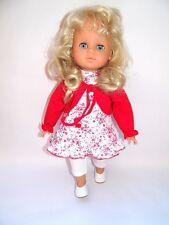 Schwenk Weich Puppe, Stoffkörperpuppe, blond, ca. 45 cm
